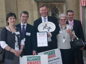 BW Countryside Alliance Award