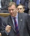 Bill Speaking in a Parliamentary Debate