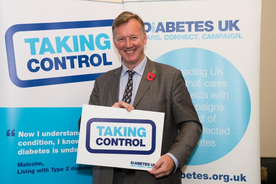 bill-wiggin-mp-diabetes-uk