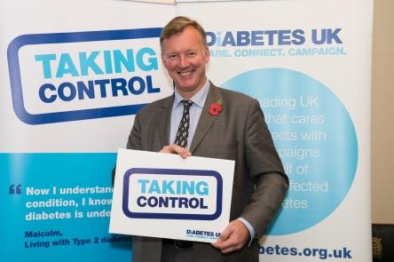 bill-wiggin-mp-diabetes-uk
