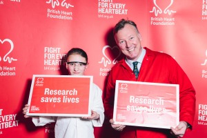 British heart Foundation event 4.2.15