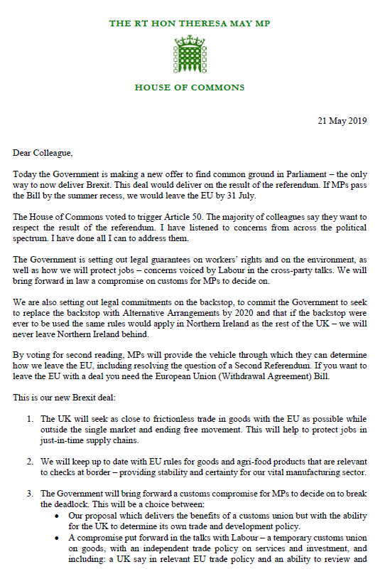 PM Letter 1