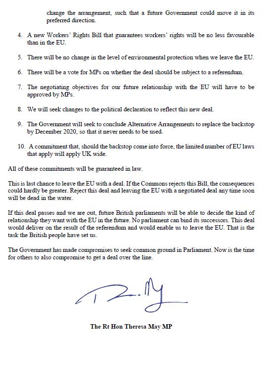 PM Letter 2