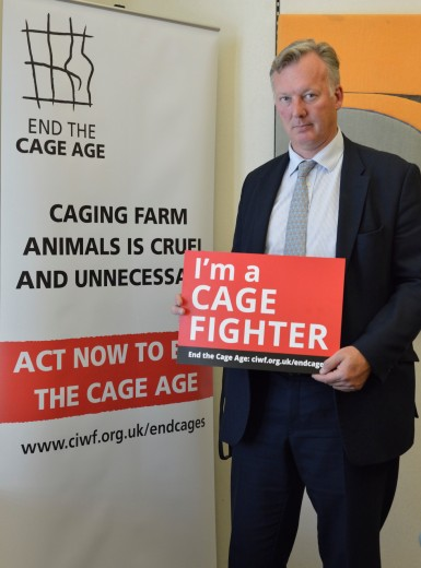 Compassion in World Farming End the Cage Age